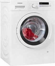 siemens waschmaschine iq300 wm14k2eco 8 kg 1400 u min