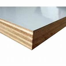 3 4 in 48 in 8 ft eb1s white high pressure laminate plywood melamine board 520386 the
