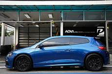 Vw Scirocco Adv8 M V2 Sl Wheels Matte Black