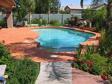 painted concrete around pool color eclipse painting photo gallery pool decks doors painted