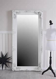 spiegel weiss wandspiegel spiegel weiss 175cm ganzk 246 rperspiegel