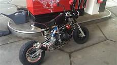 honda monkey 125cc tuning germany