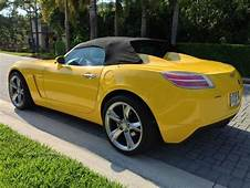 Saturn Sky Turbo Convertible Sports Car Pictures
