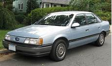 all car manuals free 1988 ford taurus security system auto evolution the taurus was ford s saving grace web2carz