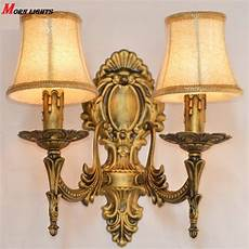 free shipping antique bronze wall sconce light fashion bedroom bedside l antique wall light