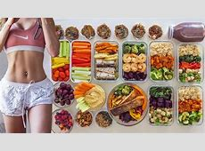 Weight Loss Meal Prep   Healthy Recipes To Lose Belly Fat
