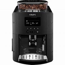 Krups Ea815b Fully Automatic Espresso Coffee Machine Black