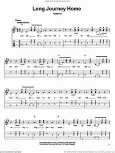journey home sheet music for guitar solo pdf