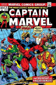 captain marvel vol 1 31 marvel database powered by wikia