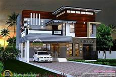 modern kerala house plans modern contemporary house plans kerala lovely september