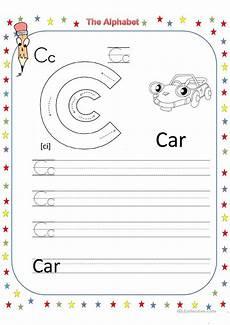 alphabet worksheets letter c 24037 the alphabet letter c worksheet free esl printable worksheets made by teachers
