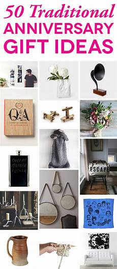What Are The Wedding Anniversary Gifts By Year