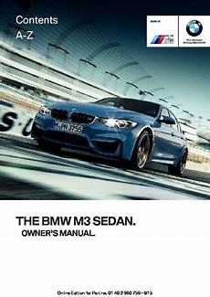 download car manuals pdf free 2011 bmw 3 series security system download 2016 bmw m3 sedan owner s manual pdf 226 pages