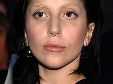 Ohne Augenbrauen Gagas Skuriller Neuer Look