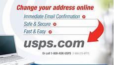 us postmaster change of address u s postal service 2019