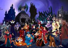 Wallpaper Disney Villains