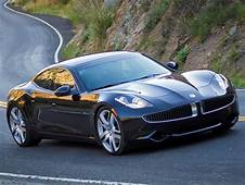 Fiskers First All Electric Car Takes On Tesla Exclusive