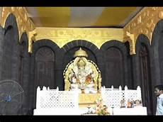 shirdi sai baba decoration by om sai mitra mandal gokul nagar thane mp4 youtube