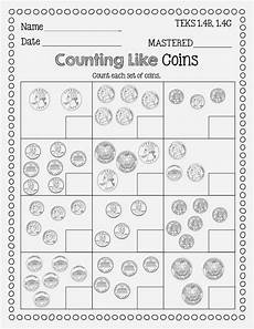 counting money printable worksheets 4th grade 2717 identifying coins and counting coins freebie from flying high in grade money math