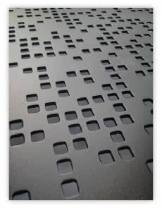 tole perforée inox produits accessoire pour escalier en m 233 tal