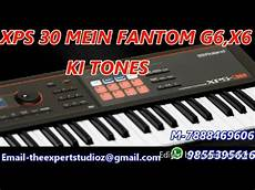 Roland Xps 30 Keyboard New Indian Tones Best 2019 Same