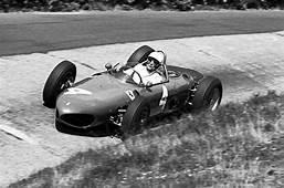 Sharknose Ferrari  N&252rburgring 1961
