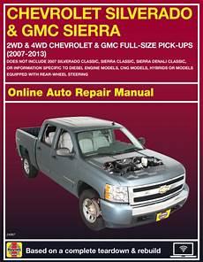 online auto repair manual 2013 gmc sierra 1500 interior lighting 2013 gmc sierra haynes online repair manual 1 year access ebay