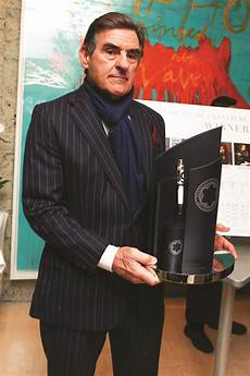 Peter Brant Montblanc Honors Peter Brant Watch Journal