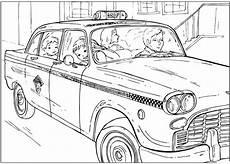Malvorlagen New York Version Malvorlagen New York Taxi