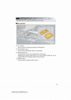 automotive service manuals 1999 lexus es navigation system 2014 lexus es350 remote touch with navigation system pdf manual 48 pages