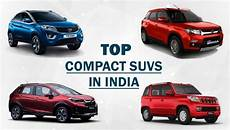 Top 5 Diesel Compact Suvs In India For 2017 Carwale