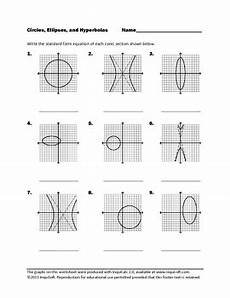 circles ellipses and hyperbolas by inquisoft tpt