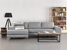 hellgraue couch sof 225 esquinero tapizado chaise longue gris claro