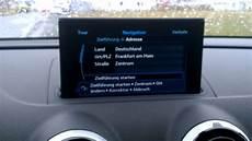 audi a3 sportback mmi navigation plus mit mmi touch