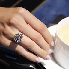 15 best of big diamond engagement rings