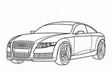 Malvorlagen Auto Zum Ausdrucken Ausmalbilder Audi Malvorlagen Ausdrucken 2
