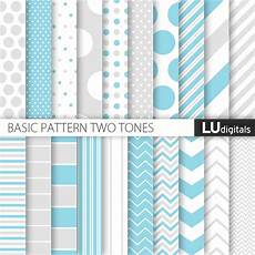 blue and gray digital paper baby scrapbooking