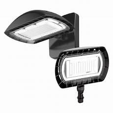 commercial electric 50 watt integrated led flood light