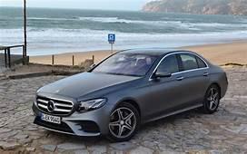 2017 Mercedes Benz E Class Technology Gains The Upper