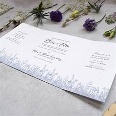 Magical Wedding Invitations