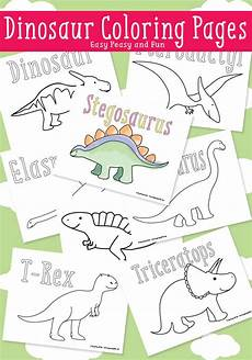 free printable dinosaur coloring pages for preschoolers 16821 21 easy dinosaur activities for socal field trips