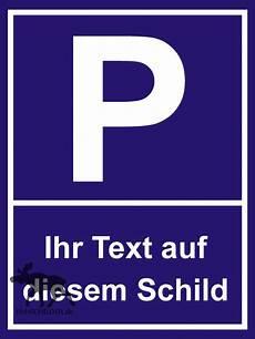 Malvorlagen Verkehrsschilder Mit Text Parkplatzschild Zum Selbstgestalten Text Und Motiv