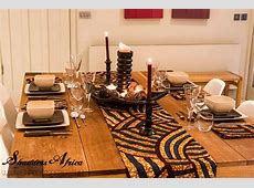 INTERIOR: INSPIRED BY AFRICA AND DESIGNED FOR CONTEMPORARY
