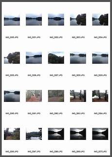 production using adobe bridge i created contact sheets of the images taken for our digi