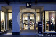 State Mall Gap by Gap Fashion Store Editorial Stock Photo Image 33862673