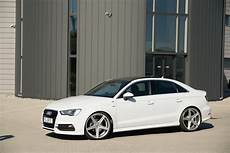 audi a3 limousine tuning audi a3 sedan gets tweaked by df automotive carscoops
