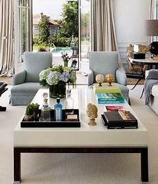 Coffee Table Dressing