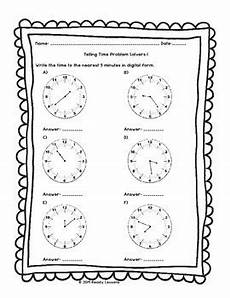 time worksheets grade 7 3008 2nd grade telling time worksheets for telling time to 5 minutes 2 md 7