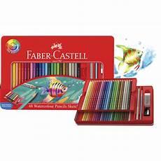 faber castell watercolour pencils 48 pack 8991761325025 ebay