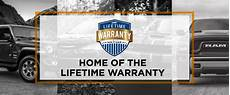 Dodge Lifetime Warranty
